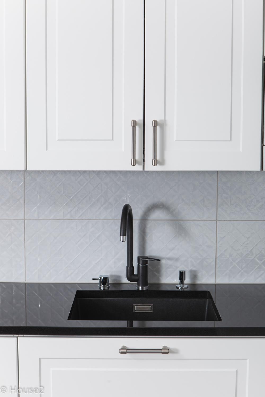 Keittiö ja kodinhoitohuone remontti Ilmajoella  House2