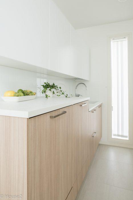 Hartman Koti, Ankkuri, House2, keittiö, Asuntomessut, Seinäjoki