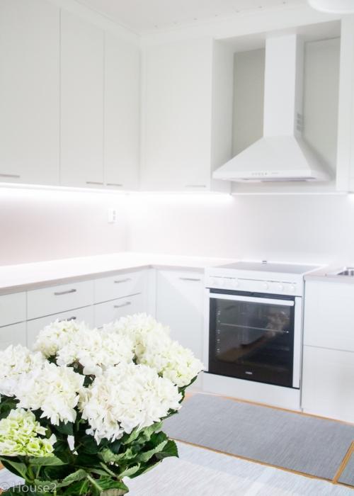 House2, keittiö, keittiöremontti