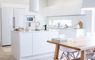 Keittiö, Ruutu, Viola, House2, Asuntomessut, Seinäjoki