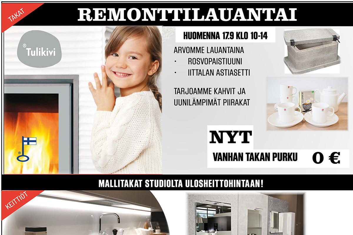 Remonttilauantai Seinäjolla 17 9 2016 klo 10 14  House2