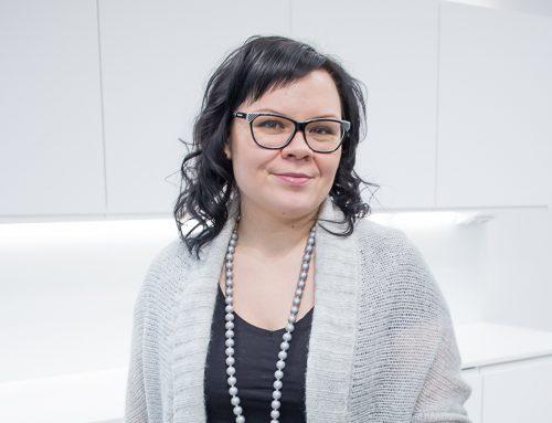 Maria-Elina Sanjanen aloitti House2-tiimissä