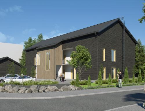 Asuntoja Tampereen Koivistonkylään